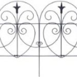 Romantic Victorian Garden Fencing for a Gothic Garden